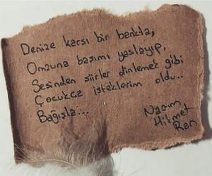 nazım hikmet ran, nhr, and mavi gözlü dev image