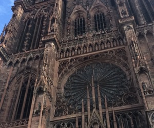 Cathedrale and Strasbourg image