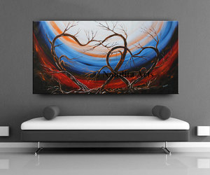 abstract art, contemporary, and modern art image