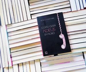 book, livro, and amo ler image