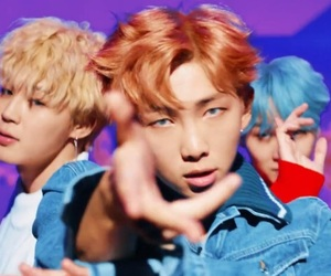 bts, DNA, and jimin image