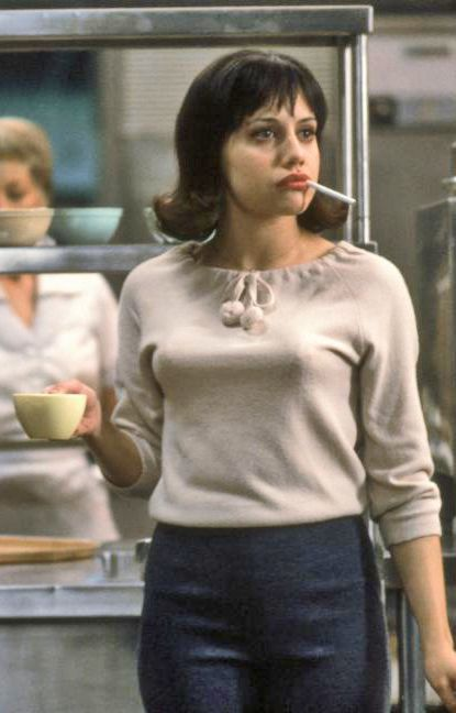 brittany murphy, girl interrupted, and cigarette image