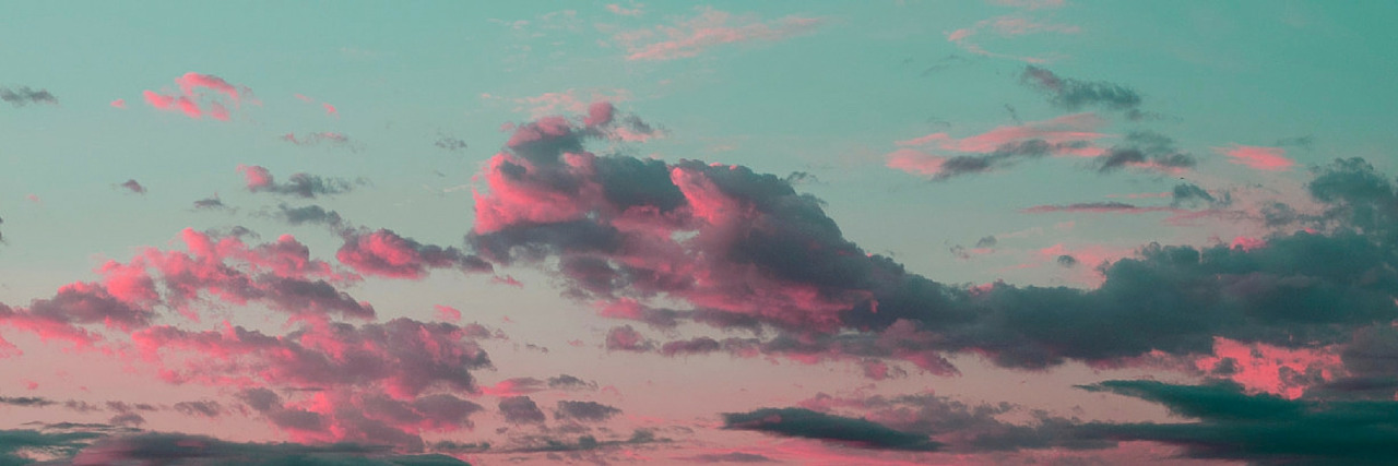 sky and header image