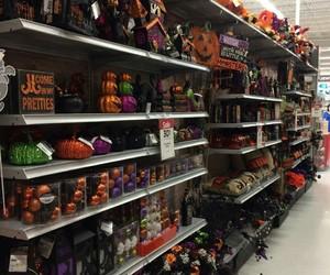 fall, Halloween, and pumpkin image