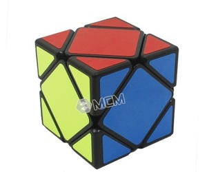 rubiks cube and skeb image