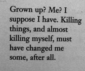 quotes, depression, and suicide image