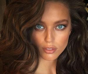 model, beauty, and Emily Didonato image