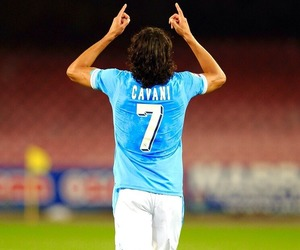 cavani and napoli image