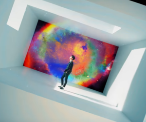 bts, jin, and DNA image