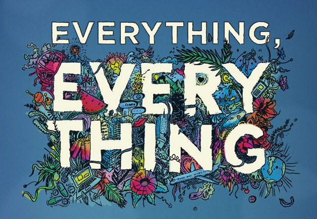 everything and love image