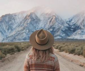 nature, sweater, and travel image
