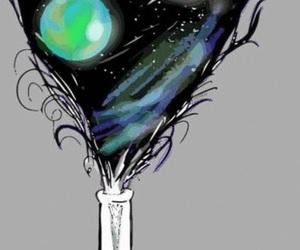 bong, weed, and smoke image