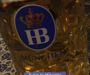 beer, munich, and germany image