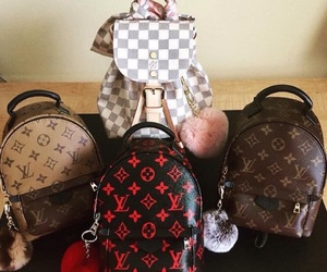 luxury, bag, and girl image
