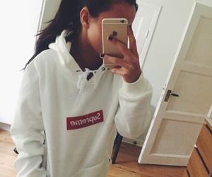 atumn, cool, and girl image