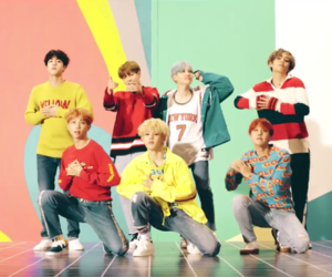 DNA, bts, and jin image