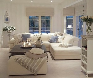 chic, home interior, and luxury image