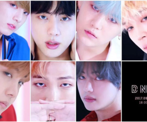 DNA and bts image