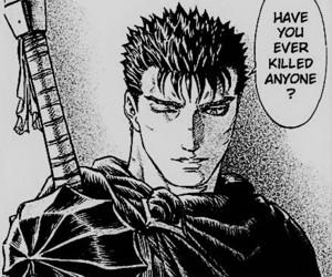 guts, manga, and berserk image