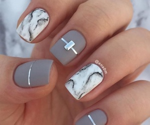 nails, style, and art image