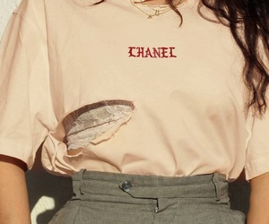 fashion, chanel, and outfit image