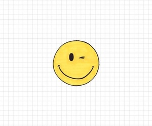 smile, wallpaper, and yellow image