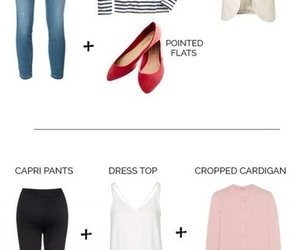 bags, outfit, and shoes image