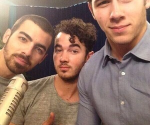 jonas brothers, Joe Jonas, and nick jonas image