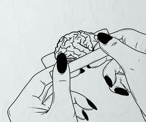 art, lsd, and roll image