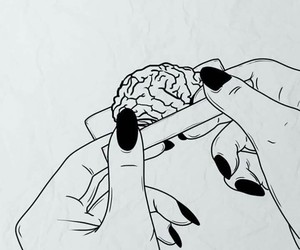 art, brain, and drugs image