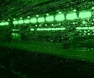 green and glow image