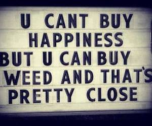 weed, happiness, and grunge image
