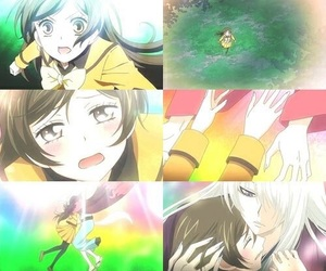 couple, kamisama kiss, and love image