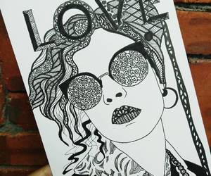 art, arts, and doodles image