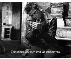 fight club, quotes, and brad pitt image