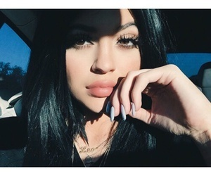 kylie jenner, jenner, and nails image