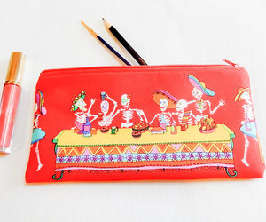 etsy, make up bag, and pencil pouch image