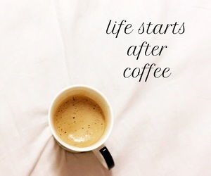 coffee, evening, and life image