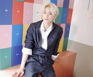 nct dream, jeno, and nct image
