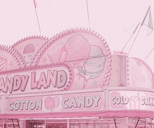 pink, candy, and pastel image