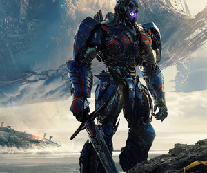 optimus prime, transformers, and transformers 5 image
