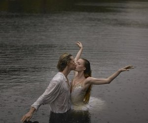 ballet, Gillian Murphy, and kiss image
