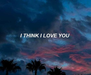 love, quotes, and background image