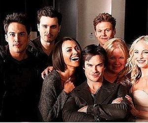 tvd, the vampire diaries, and ian somerhalder image
