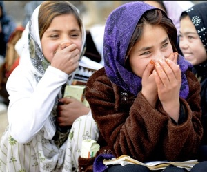 Afghanistan, better future, and afghan girls image