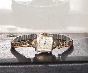 ebay, wristwatches, and bulova image