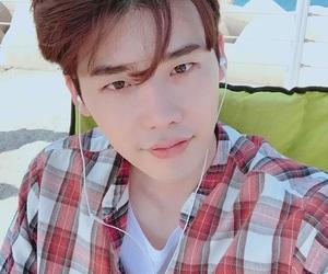 kdrama, lee jong suk, and actor image