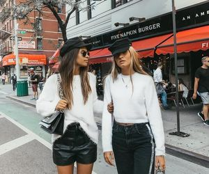 fashion, blogger, and street style image