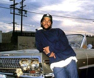 ice cube and car image