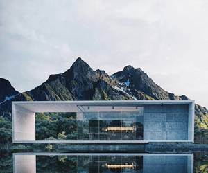 architecture, concrete, and house image